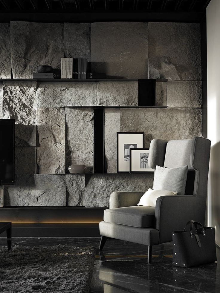 17 Best ideas about Interior Stone Walls on Pinterest
