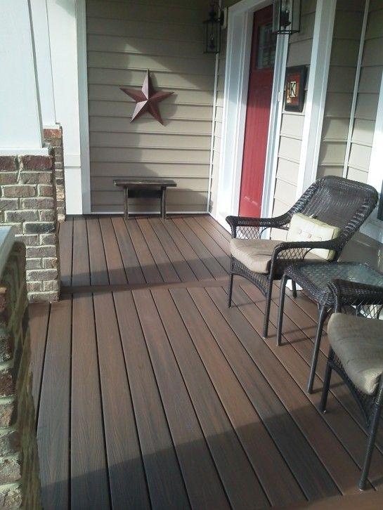 Front Porch Tile Over Concrete  Wonderful Concrete Over