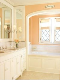 Best 25+ Peach bathroom ideas on Pinterest