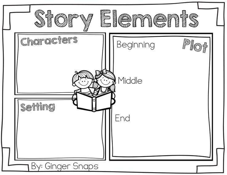 Best 25+ Story elements ideas on Pinterest