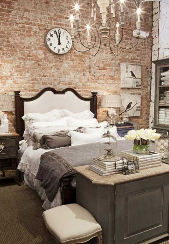 Ultra Rustic Chic Bedroom Styles Crafts Decor