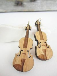35 best images about Violin Jewelry on Pinterest