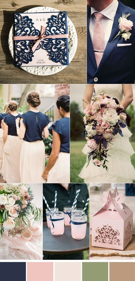 25 best ideas about Navy champagne wedding on Pinterest  Champagne and blue wedding Navy gold