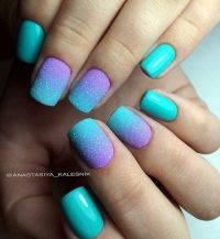 The 25+ best ideas about Bright Summer Nails on Pinterest ...