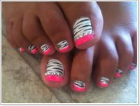 Best 25+ Zebra Nails ideas on Pinterest | Zebra print ...