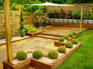 The 25 Best Ideas About Railway Sleepers On Pinterest Rustic