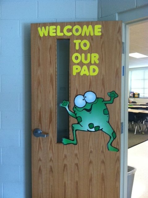 decoration ideas for living room walls contemporary furniture frog theme classroom decorations | teacher ...