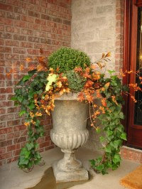 752 best Halloween   Fall Planters images on Pinterest
