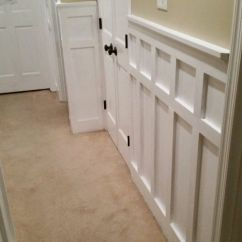 Decorating A Long Narrow Living Room Cheap Furniture Sets How To Install Board And Batten Wainscoting (white Painted ...
