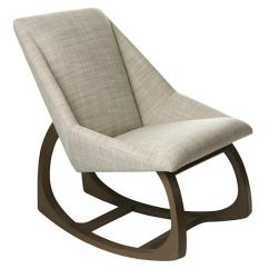 Rocking Chairs For Nursery Nz Outdoor High Babies Dutailier Round Back Cushion Design Modern Glider And Ottoman Combo Sage Green Baby Product Pinterest Cushions