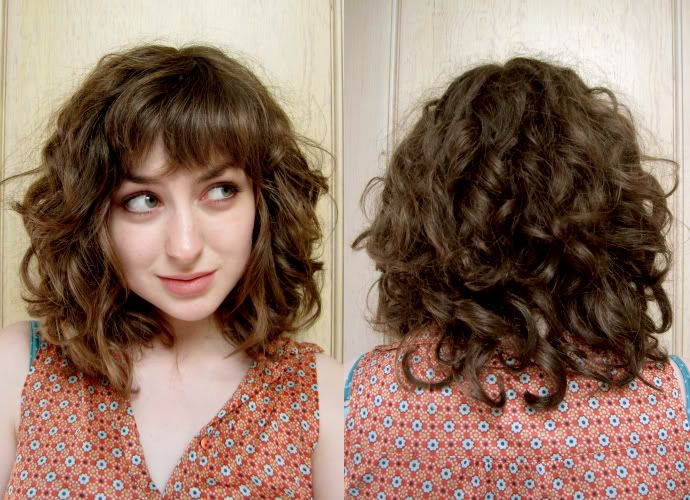 25 Best Ideas About Curly Hair With Bangs On Pinterest Curly