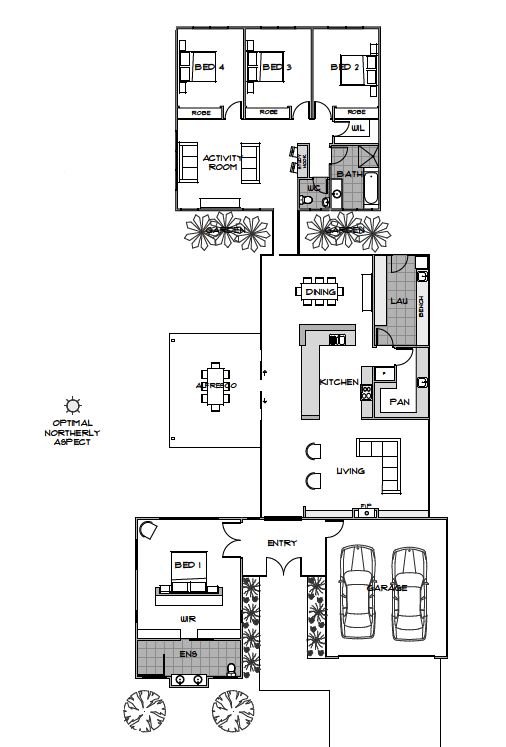 Best 25+ Narrow lot house plans ideas on Pinterest