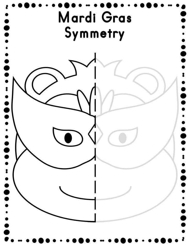 The 25+ best Symmetry activities ideas on Pinterest