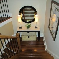 25+ best ideas about Stair landing decor on Pinterest