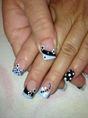 acrylic nail art ideas