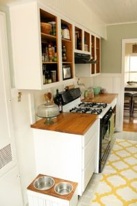 painting laminate cabinets without sanding   diy//home ...