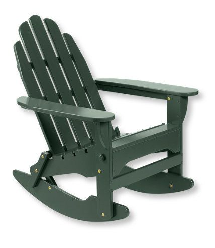 ll bean adirondack chairs ball for work 1000+ ideas about wooden rocking on pinterest | chairs, vintage chair and ...