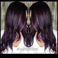 Best 25+ Deep violet hair ideas on Pinterest | Dark purple ...