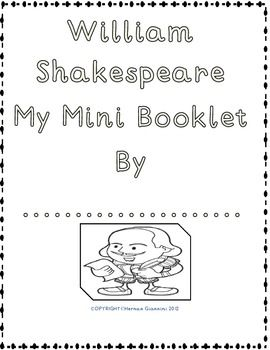 25+ Best Ideas about William Shakespeare For Kids on