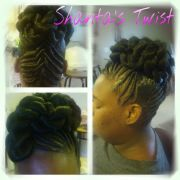 1000 stuffed twist styles