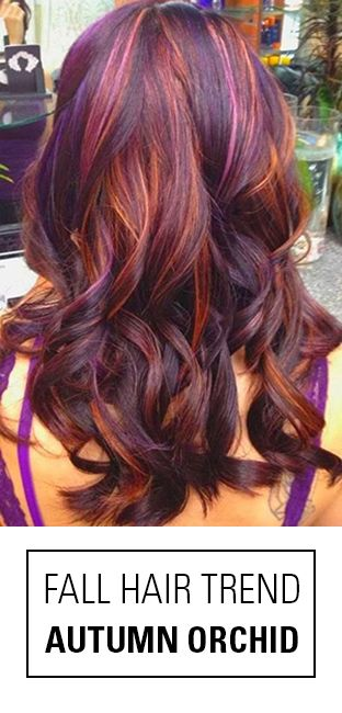 17 Best ideas about Fall Hair Colors on Pinterest