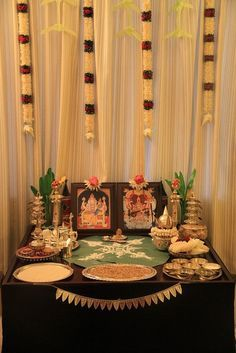 225 Best Images About Pooja And Festival Decor On Pinterest Puja