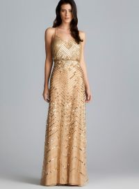 25+ Best Ideas about Long Gold Dress on Pinterest