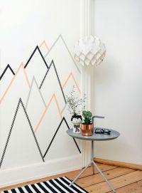 25+ best ideas about Washi tape wall on Pinterest   Washi ...