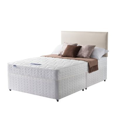 Silentnight Travis Miracoil Small Double Divan Bed