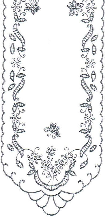 233 best images about Cutwork on Pinterest