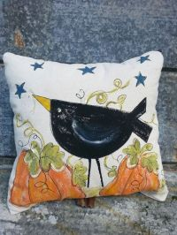 25+ bsta iderna om Pumpkin pillows p Pinterest