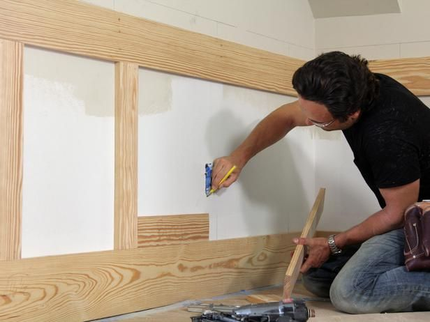 How to Install ShakerStyle Wainscot  Image search