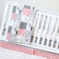 1000+ ideas about Girl Crib Bedding on Pinterest | Baby ...