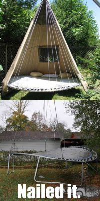 17 Best ideas about Trampoline Swing on Pinterest ...