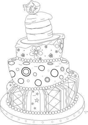 136 best images about Birthday doodles on Pinterest