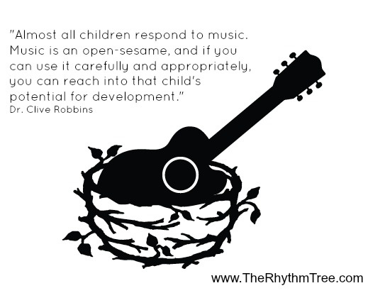 Autism Music Therapy Clip Art