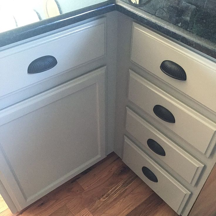 Rehab to Fab transformed this kitchen with Benjamin Moore