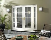 patio doors with sidelights | Patio French Doors With ...