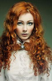 desperately wild-haired
