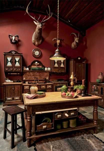 25 best ideas about Hunting lodge interiors on Pinterest  Rustic man cave Cabin bathroom