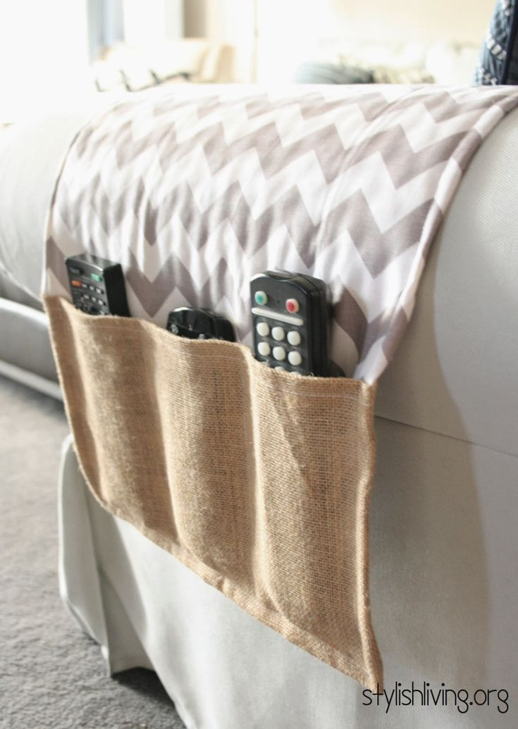 remote control holder for chair pattern resin wicker rocking 17 best ideas about on pinterest | thrifting, clutter and budget ...