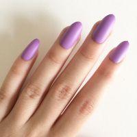 Best 25+ Oval Acrylic Nails ideas on Pinterest   Almond ...