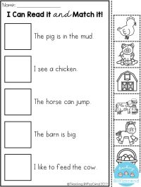 Best 20+ Kindergarten language arts ideas on Pinterest ...