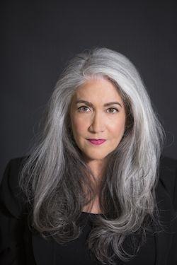 25 beste ideeën over grijs haar highlights op pinterest zilver haar highlights