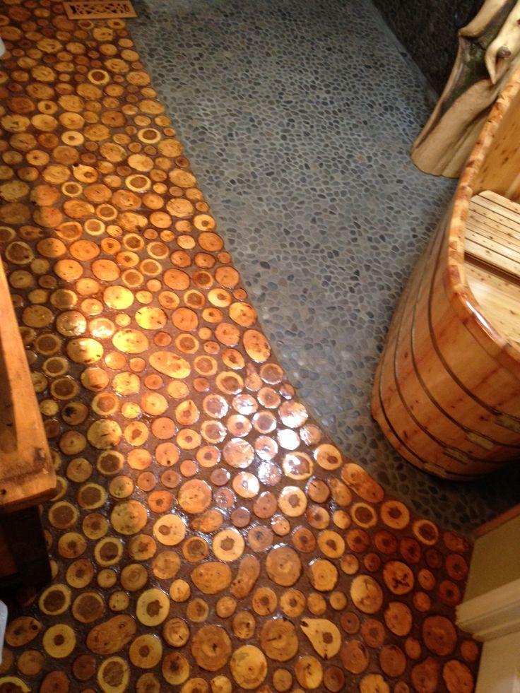 45 best images about end grain flooring on Pinterest
