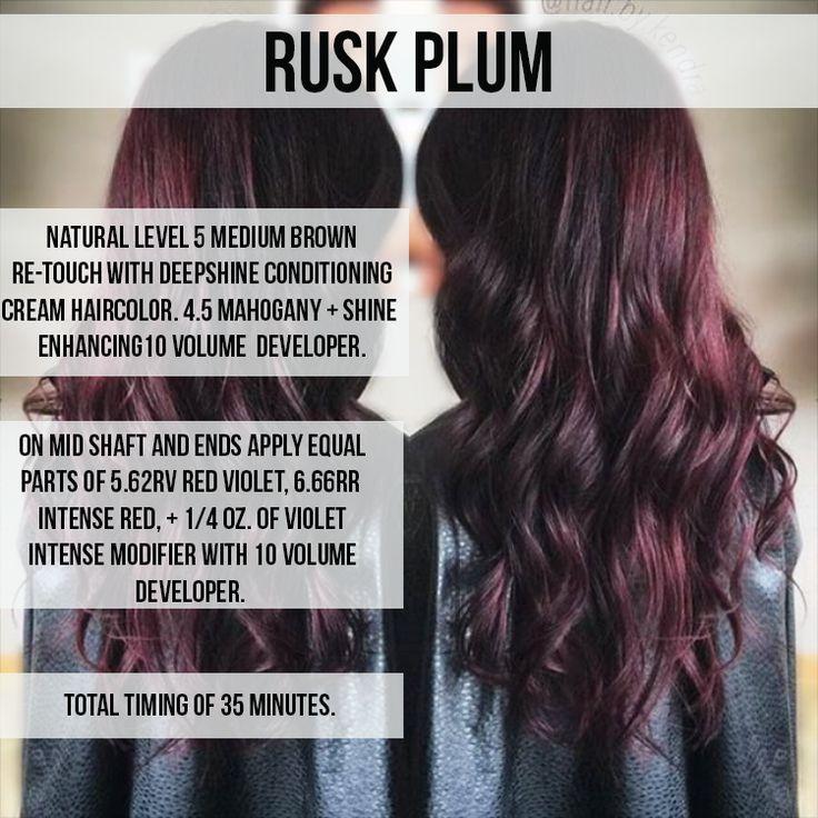 1000+ ideas about Hair Color Formulas on Pinterest