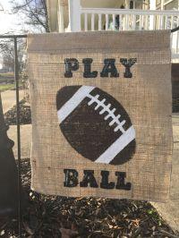 1000+ ideas about Football Decor on Pinterest