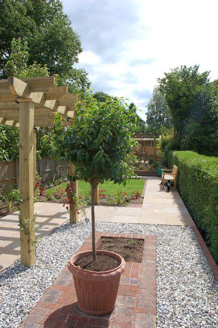 The 25 Best Ideas About Narrow Garden On Pinterest Small