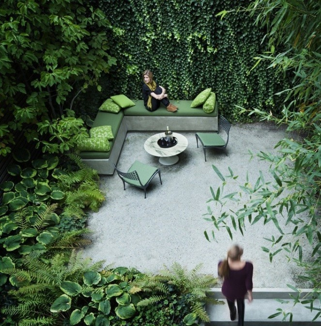 The 97 Best Images About Contemporary Gardens On Pinterest
