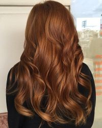 Best 10+ Copper brown hair ideas on Pinterest   Auburn ...